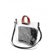 Sallie Perspex 2-in-1 Handbag