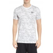 Sportstyle Print Charged Cotton<sup>®</sup> Fitted T-Shirt