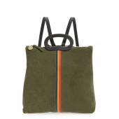 Marcelle Suede Backpack