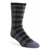 Buffalo Check Butter Socks