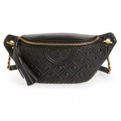 Fleming Quilted Leather Belt Bag