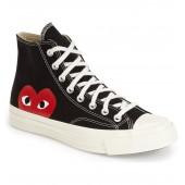 PLAYx Converse Chuck Taylor<sup>®</sup> Hidden Heart High TopSneaker