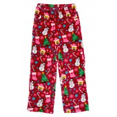 Holiday Fleece Pajama Pants