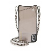 Lucy Faux Leather iPhone X/Xs Crossbody Case