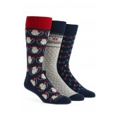 3-Pack Holiday Novelty Socks Box Set