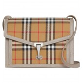 Small Macken Vintage Check Crossbody Bag