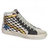 Slide High Top Sneaker