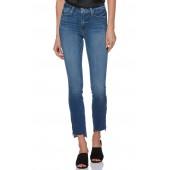 Transcend Vintage - Hoxton High Waist Ankle Straight Leg Jeans