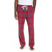 Jolly Plaid Cotton Flannel Pajama Pants