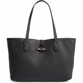 Roseau Essential Mid Leather Tote