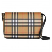 Hampshire Vintage Check Crossbody Bag