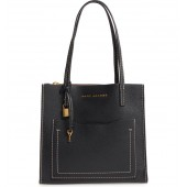The Grind Medium Leather Tote