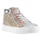 Hylda Glitter High Top Sneaker