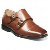 Reveal Double Monk Strap Shoe