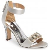 Badgley Mischka Kendall Glitterati Sandal