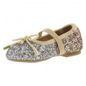 Felicia Ombre Glitter Ballet Flat