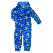 Hanukkah One-Piece Pajamas