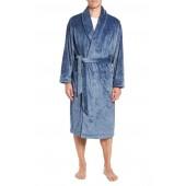 Heathered Fleece Robe