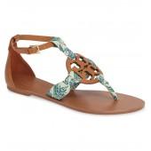Miller Scarf Sandal