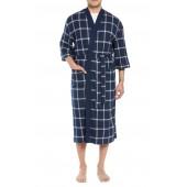 Graytson Fleece Kimono Robe