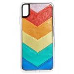Unite Rainbow Chevron iPhone X/Xs, XR & X Max Case/Card Wallet