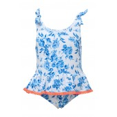 Cottage Floral One-Piece Swimsuit