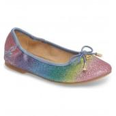 Felicia Glitter Ballet Flat