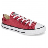 All Star<sup>®</sup> Seasonal Glitter OX Low Top Sneaker