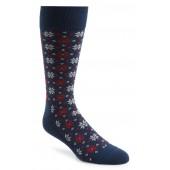 Holiday Fair Isle Socks