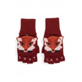 foxy convertible mittens