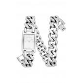 Moment Chain Wrap Bracelet Watch, 19mm x 30mm