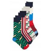 4-Pack Box Set Socks