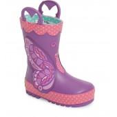 Betty Butterfly Rain Boot