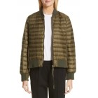Rome Quilted Down Jacket