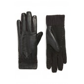 Leather Touchscreen Compatible Gloves