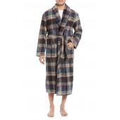 Mountains of Comfort Shawl Fleece Bath Robe