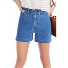 Emmett High Waist Denim Shorts