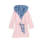 Reversible Fleece Robe