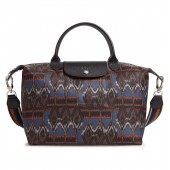 Le Pliage - Ikat Medium Tote