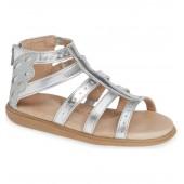Camille Metallic Sandal