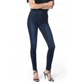Charlie High Waist Skinny Jeans