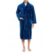 Metro Thread Plus Fleece Robe