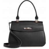 Madeleine Leather Satchel