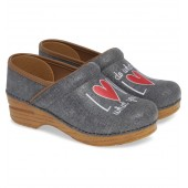 Twin Pro Embroidered Clog
