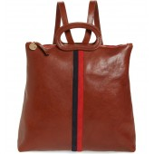 Marcelle Leather Backpack