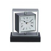Square Spinning Clock
