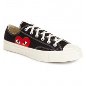 PLAY x Converse Chuck Taylor<sup>®</sup> Low Top Sneaker