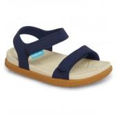 Charley Child Waterproof Flat Vegan Sandal