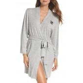 Cat Short Robe