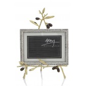 Olive Branch Easel Picture Frame